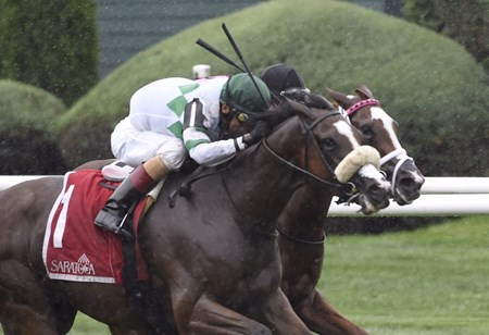 Time and Motion wins the Lake Placid S. Aug. 21