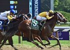 Cavorting on Top in Personal Ensign