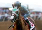 California Chrome and Victor Espinoza dominate the Pacific Classic