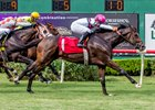 State-bred star Sunbean adds first grass win to stellar record in Louisiana Cup Turf Classic Aug. 6