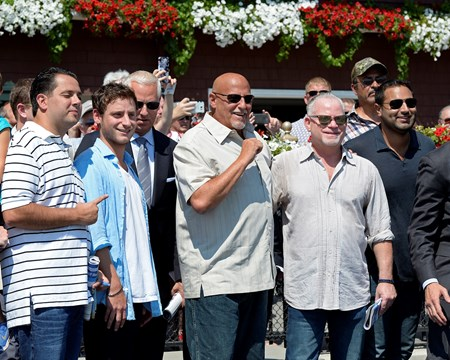 Syndergaard wins the Funny Cide. owners of Syndergaard Saratoga scenes on Aug. 26, 2016, in Saratoga Springs, N.Y.