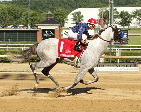 Cupid wins West Virginia Derby at Mountaineer