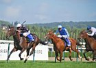 Speedy Boarding wins Aug. 21 Prix Jean Romanet