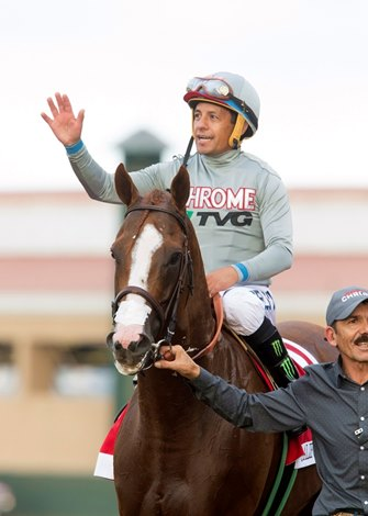 Chrome Beholder Weighing Options After Pc Bloodhorse