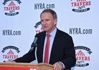 NYRA chief executive officer Chris Kay