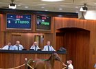 Hip 24, a son of Flatter, topped the OBS selected yearling sale Aug. 23