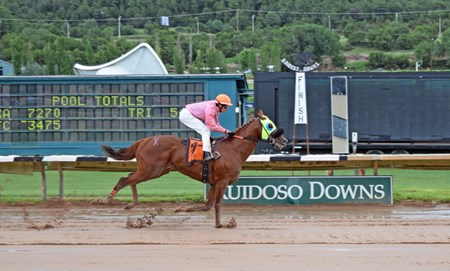 Alsono wins the 2016 Master Salls Handicap