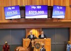 Hip 385 sold for $375,000