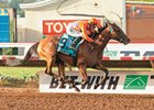 Beholder to Defend Pacific Classic Win