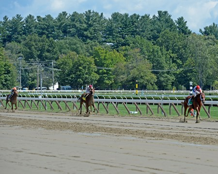 Syndergaard wins the 2016 Funny Cide. Saratoga scenes on Aug. 26, 2016, in Saratoga Springs, N.Y.