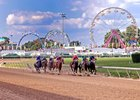 Maryland State Fair Meet Starts at Timonium