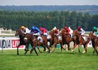 Ribchester wins the Jacques Le Marois at Deauville