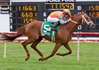 Da Big Hoss takes the American St. Leger