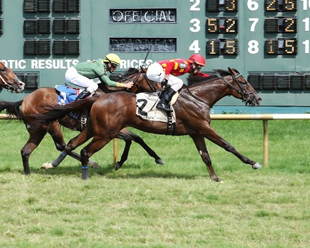 Preemptive Strike wins Aug. 5 at Ellis Park