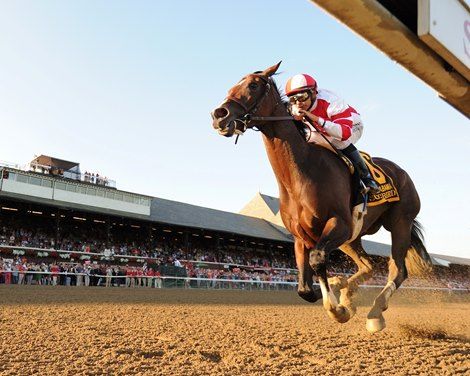 Songbird A Perfect 10 After Easy Alabama Win Bloodhorse