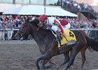 Connect holds off Gun Runner to win the Pennsylvania Derby