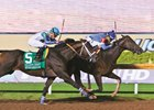 Texas Chrome Prevails in Oklahoma Derby
