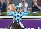 Almanzor Thrives in Irish Champion Stakes