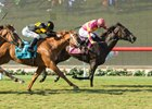 Avenge Makes Grade in John C. Mabee