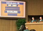 Pinhooking Rookie Scores Big at Keeneland