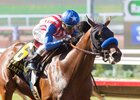 Klimt, West Coast Face Los Alamitos Derby Test
