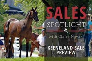 Keeneland Sale Preview