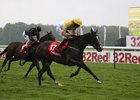 Quiet Reflection takes the 32Red Sprint Cup at Haydock