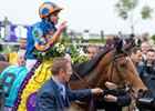 Found, after winning the Breeders' Cup Turf last year at Keeneland