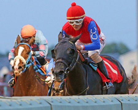 Unaquoi takes the Rachel's Turn Stakes