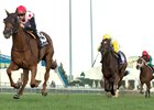 Victory to Victory wins the Natalma Stakes
