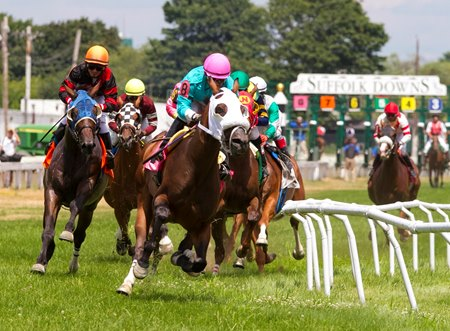 As racing winds down at Suffolk Downs, a new track is being planned