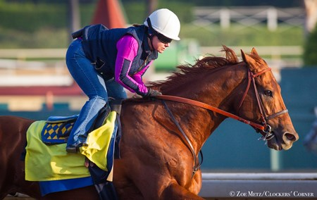 Dortmund - Santa Anita, October 13, 2016