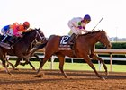 Lightstream Rallies to Win Raven Run