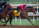 Nyquist works Oct. 27 at Santa Anita