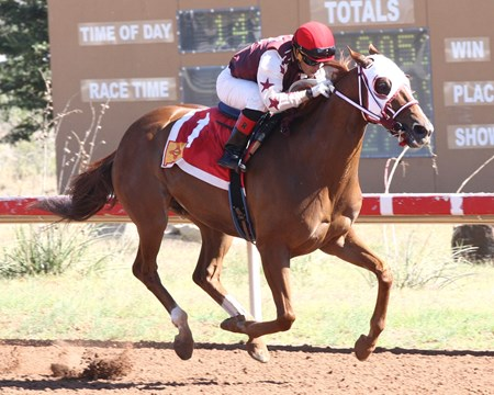 D E Lover wins the 2016 New Mexico Classic Cup Sprint Championship
