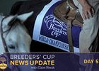 Breeders' Cup News Update for November 3