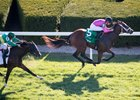 Keep Quiet Soars to Dixiana Bourbon Win