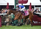 Found leads them home in the Qatar Prix de l'Arc de Triomphe