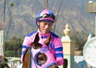 Ashleyluvssugar Oct. 2 after winning the John Henry Turf Championship Stakes (gr. IIT) at Santa Anita Park