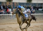 Joking Gets First Grade I Win in Vosburgh
