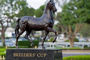 Nine Previous Winners Pre Entered In 2017 Breeders Cup