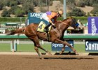 Lord Nelson dominates the Santa Anita Sprint Championship