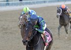 Mo Town Breezes for Possible Florida Derby Start