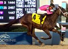 Casse Runs 1-2 in Coronation Futurity