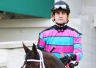 Finley'sluckycharm Seeks Graded Glory in Winning Colors