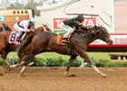 Term of Art wins the Cecil B. DeMille Stakes