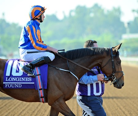 Found - Breeders' Cup 2016