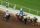 2016 Breeders' Cup Classic Race Sequence