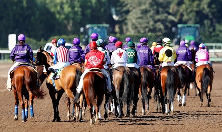 2016 Breeders' Cup Juvenile Fillies
