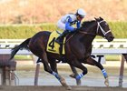 Sticksstatelydude Takes Discovery Handicap